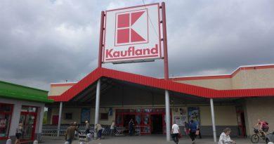Kaufland, tady nejsem správně – praktiky
