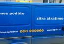Česká pošta lže apodvádí zákazníky snad ve všech regionech, ato každý den. Nepoužívejme ji
