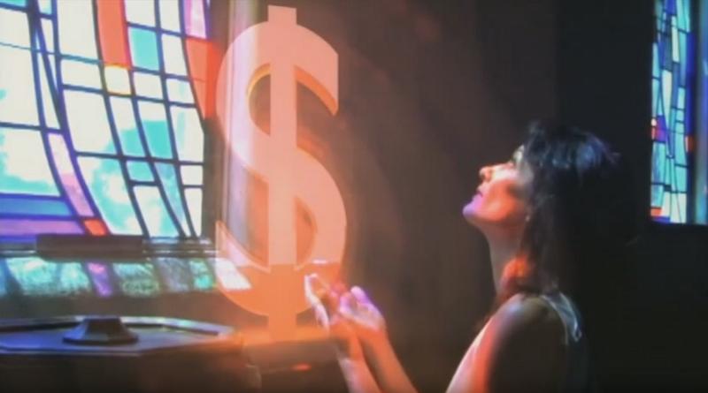 Uctívání peněz