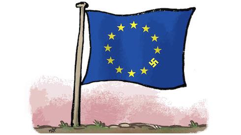 euronazi flag