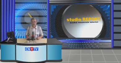 Studio REPORT CNTV 05.2017