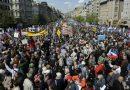 1.shromáždění občanského odporu hnutí Referendum ČSR (oživeno)