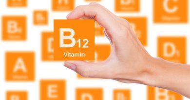 Člověk avitamín B12 včetně osobních subjektivních výzkumů