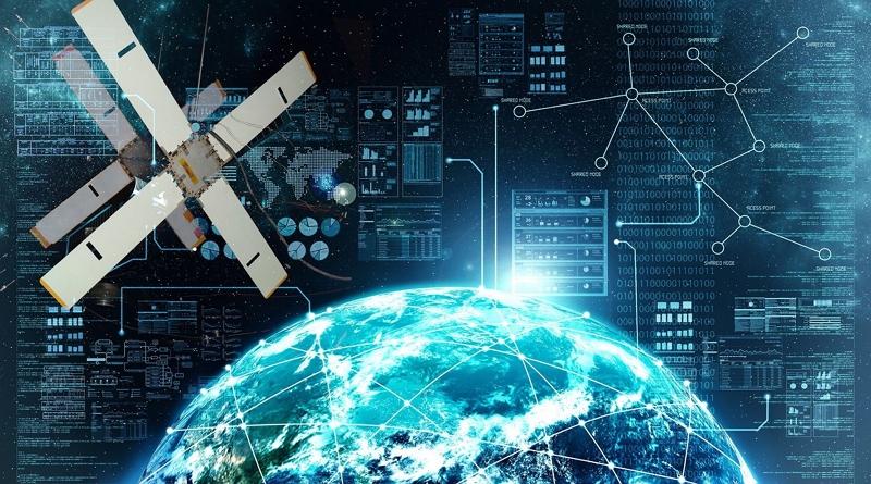 Digitální planeta a družice