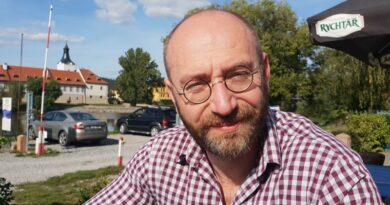 Sociologe Petr Hampl