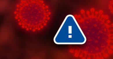 Koronavirus - varování